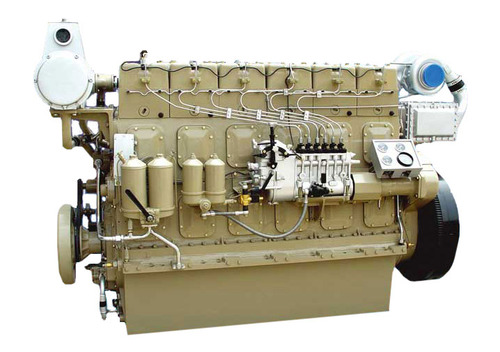 Product picture Weichai R6160 Series Diesel Engine Operation Maintenance Service Manual