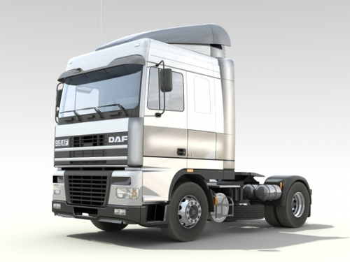 Product picture DAF 95XF Series Truck Workshop Service Repair Manual # 1 Download